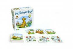 Настольная игра  Котолапка  ТАКА МАКА 100001-UA