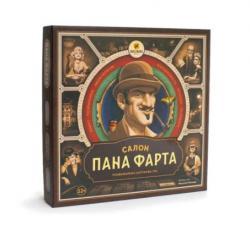 "Настольная игра ""Салон пана Фарта"" ТАКА МАКА 80001-UA"