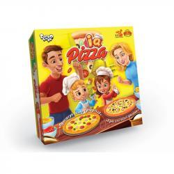 Настольная развлекательная игра Danko Toys IQ Pizza, ДТ-БИ-07-59