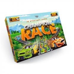 Настольная развлекательная игра Danko Toys  Champion Race  ДТ-БИ-07-81
