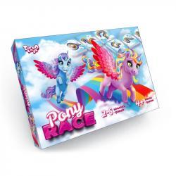 Настольная развлекательная игра Danko Toys  Pony Race  ДТ-БИ-07-82