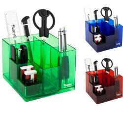 Настольный набор 9 предметов  Cube  AXENT 35179