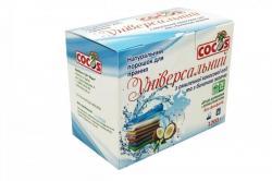 Натуральный стиральный порошок с бычьей желчью Cocos, 1200 гр