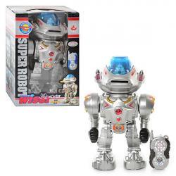 Робот (радиокер., танцует, стреляет дисками, звук, свет) 28085