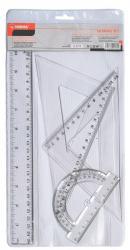 Измерительные приборы 25см 9017