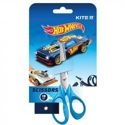 Ножницы детские 13 см  Hot Wheels  Kite, HW21-122