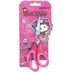 Ножницы детские с резиновыми вставками 16,5 см  Hello Kitty  Kite, HK21-127