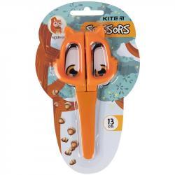 Ножницы детские в футляре 13 см  Squirrel  Kite, K21-017-02