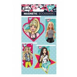 Закладка магнитная  Barbie  YES 707406