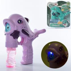 Мыльные пузыри Пистолет-дельфин, DF-6063