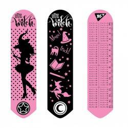 Закладка для книг 2D YES Little witch 707604