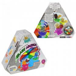 Игра-челлендж  Crazy Aroma 1  Лизун-антистресс ТМ Mr. Boo 80120