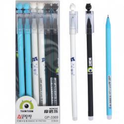Ручка гелевая Пиши-Стирай синяя 0,5мм Odemei 3369