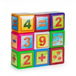 Кубики большие  Математика   020/3