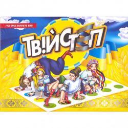 Игра большая напольная Danko Toys  Твійстеп , ДТ-БИ-07-15