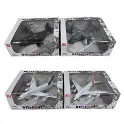 Игрушка Самолет военный Bambi 757-11-12