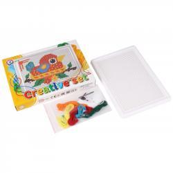 Игрушка для детского творчества Вышиваночка ТехноК 6313