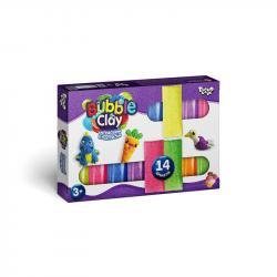 Шариковый пластилин  Bubble Clay  Danko Toys ДТ-ТЛ-02127