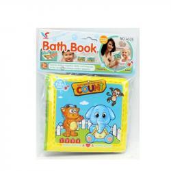 Книжка для купания Пищалка Bath Book A526