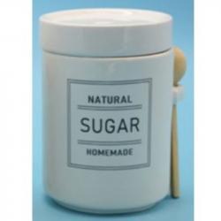 Банка для сахара  Organic  с ложкой MC4056-S