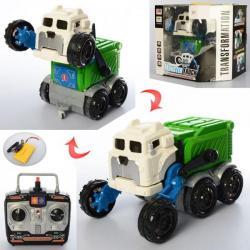 Трансформер Робот собака на радиоуправлении 24 см., 999G-44C