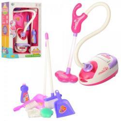 Детский игровой набор для уборки Мамина помощница Limo Toy A5999