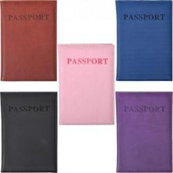 Обложка для паспорта с надписью Passport COLOR-IT 4-46