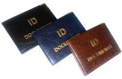 Обложка на паспорт ID с вкладышем 129-Па