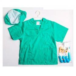 Врач стоматолог (костюм дл. 42см., Медицинские инструменты), KN8006-1A