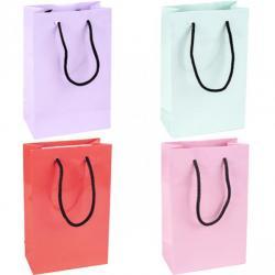 Пакет цветной малый Однотонный 1013