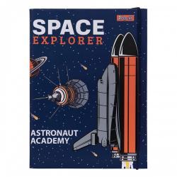Папка для тетрадей 1Вересня  Space  картонная B5, 491806