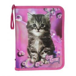 Папка для тетрадей В5 Class  Cute Kitten  5627С