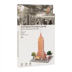 Пазлы 3D  Empire State Building  ZeIndustry 30 деталей TOYS 168-D30