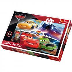 Пазлы Trefl Disney Cars 160 элементов 15356