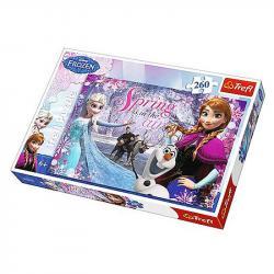 Пазлы Trefl Disney Frozen 260 элементов 13195