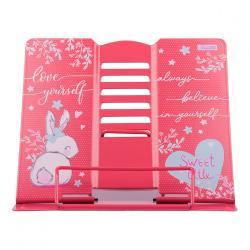 Подставка для книг металлическая 1Вересня  Bunny  470437