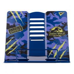 Подставка для книг металлическая YES  Jurassic World  470471
