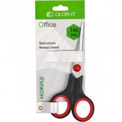 Ножницы офисные COLOR-IT 14см CR5-140