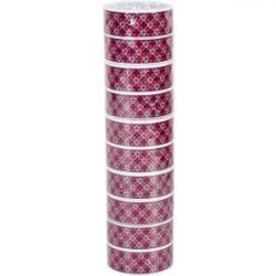 Скотч декоративный COLOR-IT Вышиванка 15ммх5м 008