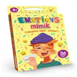 Игра Emotions Mimik, ДТ-МН-14-18