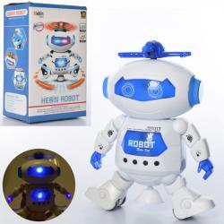 Робот на батарейках Bambi HB007-2