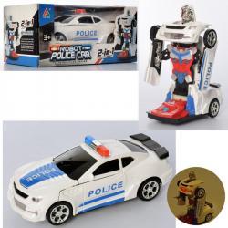 Робот трансформер Полиция FW-2038