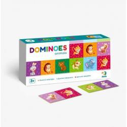 Игра Домино Животные, DoDo, 300248