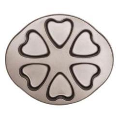 Форма для выпечки Stenson Валентинки 30 х 25.5 х 3 см, MH-0491