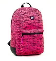Рюкзак молодежный YES R-02 Agent Reflective розовый, 558516