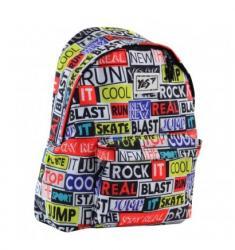 Рюкзак молодежный YES ST-17 Real Life, 556633