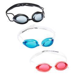 Очки для плавания, регул.ремишок, в футляре 21071
