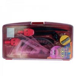 Набор для черчения (готовальня) ZiBi Smart Line 9 предметов, ZB.5317-05