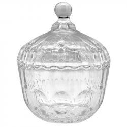 Сахарница Stenson стеклянная, R87868
