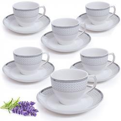 Сервиз чайный Stenson 6 персон 12 предметов, HH18001